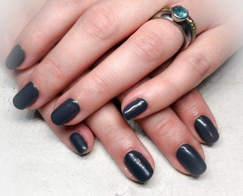 Gelpolish natuurlijke nagels